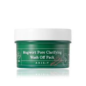 Mugwort Pore Clarifying Wash Off Pack 100ml