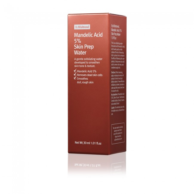 Mandelic Acid 5% Skin Prep Water Miniature 30ml