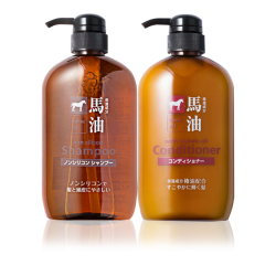 Horse Oil Hair Care Set