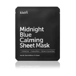 Midnight Blue Calming Sheet Mask [ 5 PCS ]
