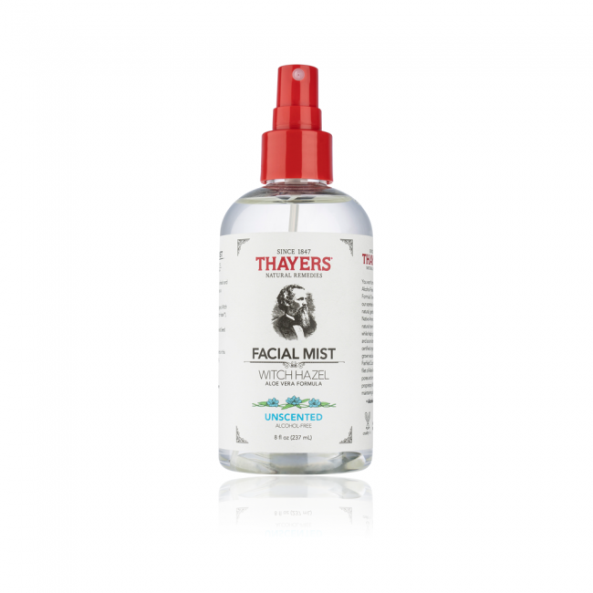 Alcohol-Free Unscented Witch Hazel with Aloe Vera Toner