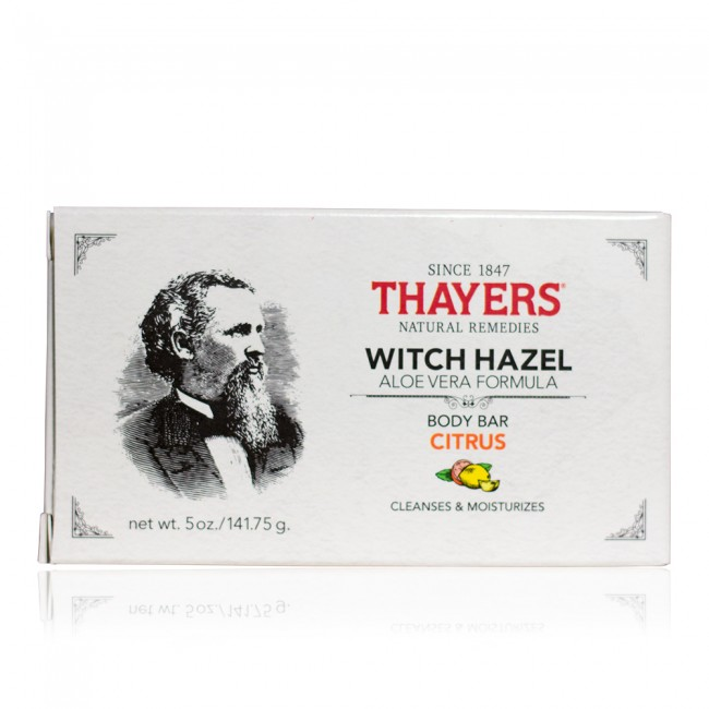 Witch Hazel Body Bar with Aloe Vera 5oz (3 Flavour choose 1)